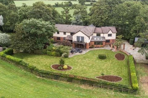 5 bedroom detached house for sale - School Lane, Warmingham