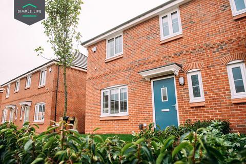 3 bedroom semi-detached house to rent - Smeaton Avenue, Ellesmere, Galton Lock