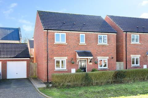3 bedroom detached house for sale - Swaledale Road, Warminster