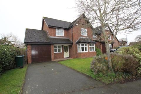 4 bedroom detached house to rent - Capesthorne Road, Christleton