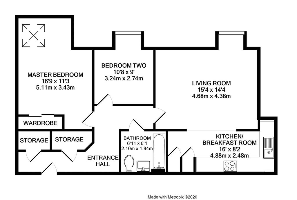 Floorplan: Picture No. 06