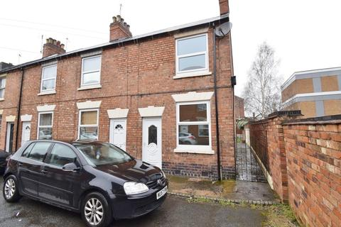 2 bedroom end of terrace house to rent - Dent Street, Tamworth