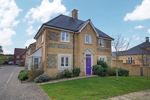 3 bedroom detached house for sale - Woodbury Rise, Salisbury