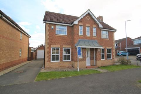 3 bedroom detached house for sale - VIDEO TOUR AVAILABLE - Celandine Way, Stockton, TS19 8FB