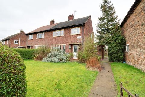 3 bedroom semi-detached house for sale - The Poplars, Barrow-Upon-Humber