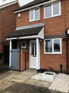 2 bedroom townhouse for sale - Belfry Drive, Kirby Frith, Leicester, Leicestershire, LE3 6UU