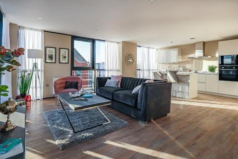 2 bedroom penthouse for sale - Queens Gardens, Hull, HU1 3DZ