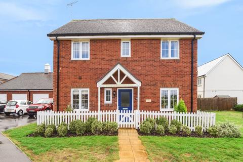 4 bedroom detached house for sale - Meadow Drive, Henfield