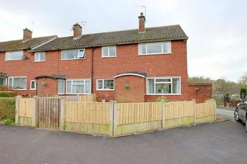 3 bedroom end of terrace house for sale - Priory Road, Stone, ST15
