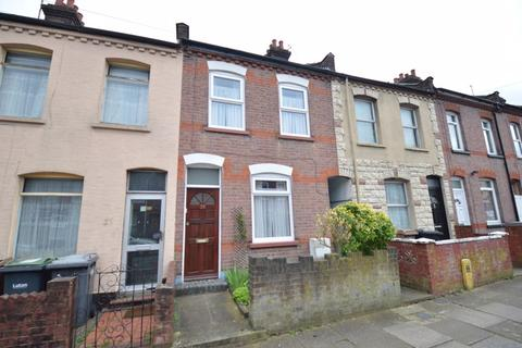 2 bedroom terraced house for sale - Naseby Road, Luton