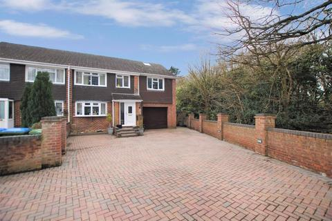 4 bedroom semi-detached house for sale - Ticonderoga Gardens, Woolston