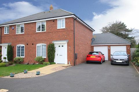 3 bedroom semi-detached house for sale - Lucy Baldwin Close, Stourport-on-Severn, DY13