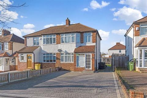 3 bedroom semi-detached house for sale - Frankswood Avenue, Petts Wood, Kent