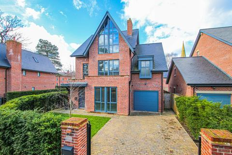 5 bedroom detached house for sale - Bloomesbury Avenue, Didsbury, Manchester, M20