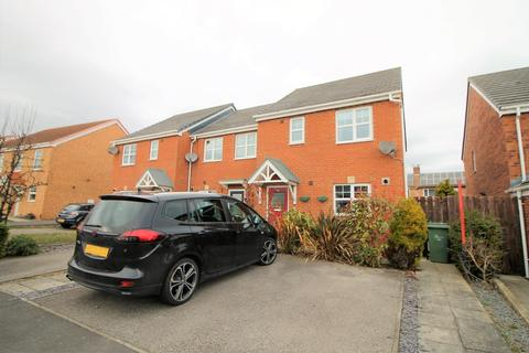 3 bedroom end of terrace house for sale - Edison Drive, Stockton-On-Tees