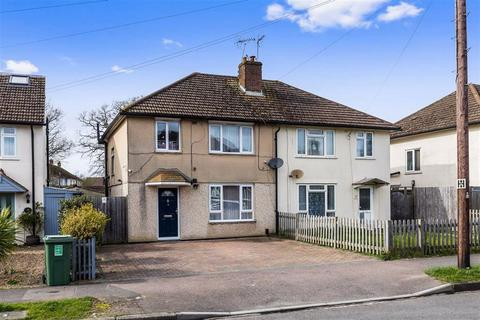 3 bedroom semi-detached house for sale - Simons Avenue, Ashford, Kent