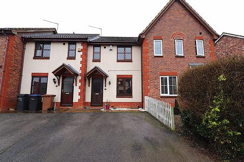 2 bedroom terraced house for sale - Kingmaker Way, Buckingham Fields, Northampton