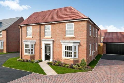 4 bedroom detached house for sale - Plot 370, Eden at Wigston Meadows, Newton Lane, Wigston, WIGSTON LE18