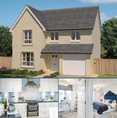 4 bedroom detached house for sale - Plot 106, Cullen at The Limes, Clippens Drive, Edinburgh, EDINBURGH EH17