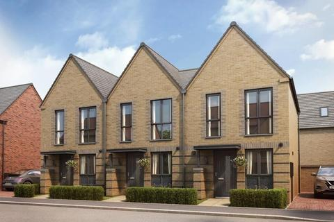 2 bedroom end of terrace house for sale - Plot 127, Wilford at Northstowe, Wellington Road, Cambridge CB24