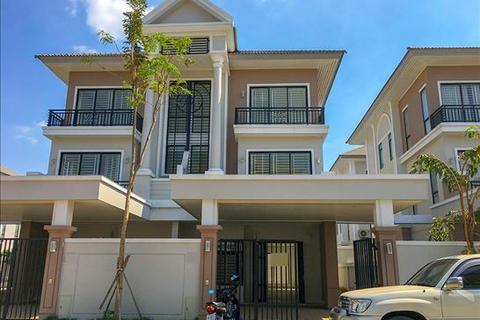 4 bedroom villa - Chak Angre Leu, Meanchey, Phnom Penh, KHSV04