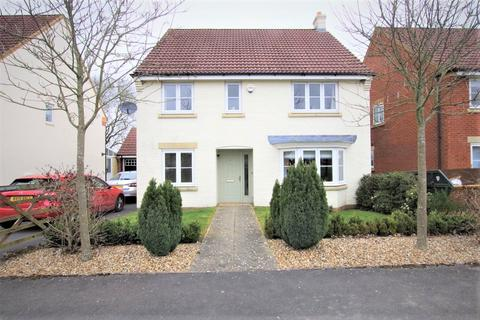 4 bedroom detached house for sale - Normandy Road, Wroughton, Swindon, Wiltshire, SN4