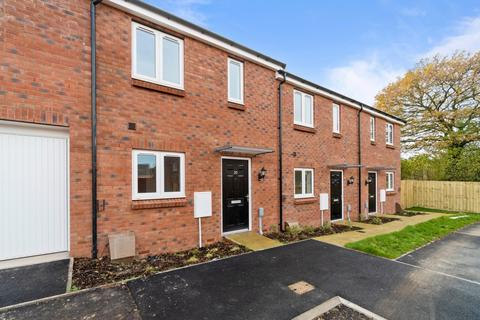 2 bedroom terraced house for sale - Plot 288, 2 Bedroom Mid Terrace House at Cranbrook, Plot 288, Buzzard Way, Cranbrook, Exeter EX5