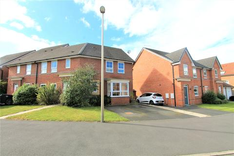 3 bedroom semi-detached house - Patrons Drive, Elworth, Sandbach, Cheshire, CW11