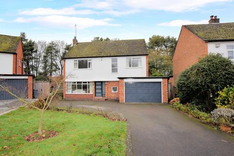 4 bedroom detached house for sale - Links Drive, Solihull, B91 2DJ
