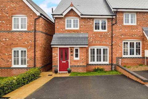 3 bedroom semi-detached house for sale - Llys Hiddrog, Oakenholt, Flint, CH6