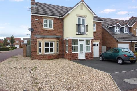 4 bedroom detached house to rent - Mulberry Close, South Beach, Blyth, Northumberland, NE24 3XR