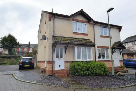 2 bedroom semi-detached house for sale - Jupes Close, Exminster, EX6