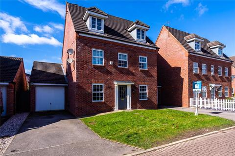 5 bedroom detached house for sale - Lockside Close, Glen Parva, Leicester, Leicestershire, LE2