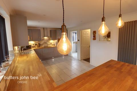 4 bedroom detached house for sale - Thorn Tree Drive, Leighton, Crewe