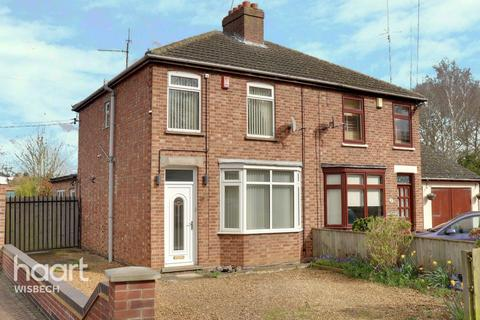 3 bedroom semi-detached house for sale - Gorefield Road, Leverington, Wisbech