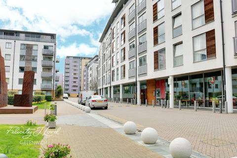 2 bedroom apartment for sale - Hudson Building, Deals Gateway, London, SE10 8EA