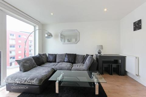 2 bedroom apartment for sale - Hudson Building, Deals Gateway, London, SE10 8EA