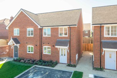 2 bedroom semi-detached house for sale - Barton Drive, Lyewood Farm, Boughton Monchelsea, Maidstone, ME17