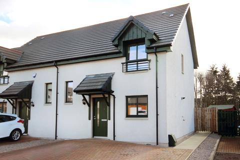 3 bedroom semi-detached house for sale - School Field Road, Rattray , Blairgowrie , Perthshire, PH10 7FD