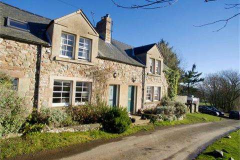 4 bedroom end of terrace house for sale - 6 Hillend Farm Cottages, Eyemouth