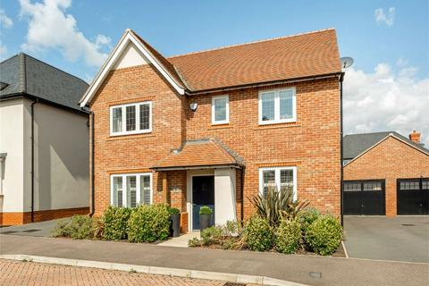 4 bedroom detached house for sale - Bowlby Hill, Gilston, Harlow, Hertfordshire