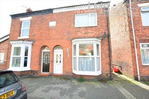 3 bedroom semi-detached house for sale - William Street, Winsford