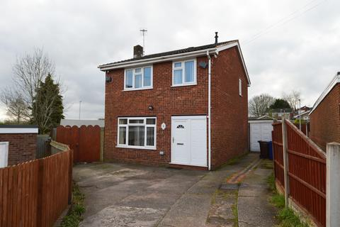 3 bedroom detached house for sale - Ferncombe Drive, Rugeley