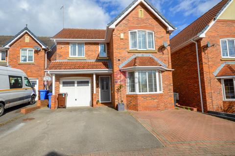 4 bedroom detached house for sale - Morton Gardens, Halfway, Sheffield, S20