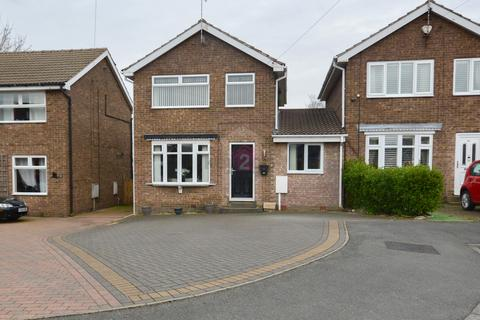 3 bedroom detached house for sale - Green Chase, Eckington, Sheffield, S21