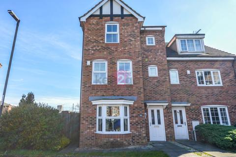 5 bedroom townhouse for sale - Spinkhill View, Renishaw, Sheffield, S21