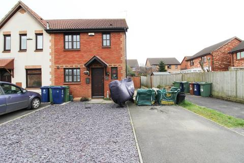 3 bedroom semi-detached house - Oxeye Court, Greater Leys