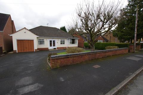 2 bedroom detached bungalow for sale - Greenfield Road, Stafford