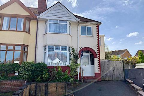 4 bedroom semi-detached house for sale - WOLLASTON - Gerald Road