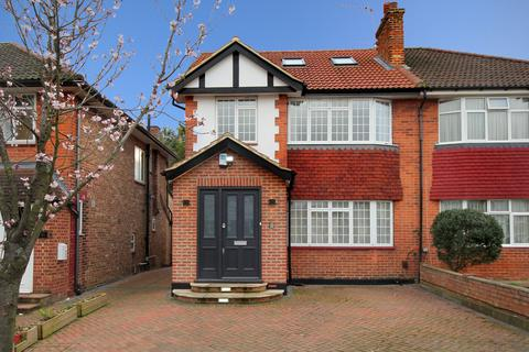 5 bedroom semi-detached house to rent - Gibbon Road, W3